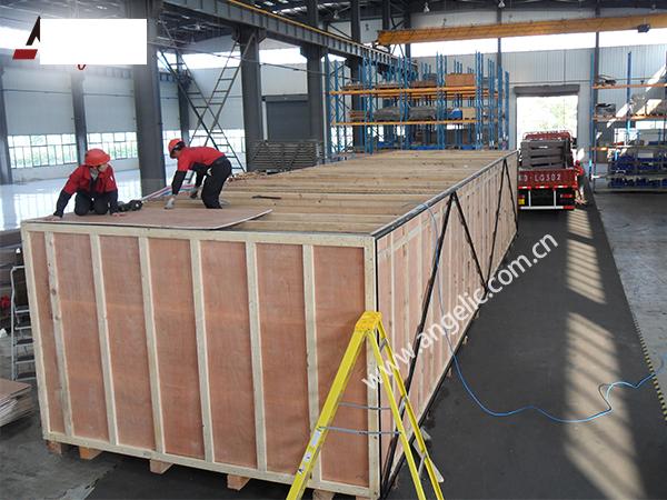胶合板铁包装箱